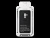 Samsung S9+ Alcantara Kılıf Siyah