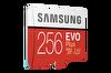 Samsung Fla 256GB Msd Evo Plus 100Mb /S