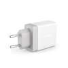 Anker Powerport 2 24W Beyaz Seyahat Şarj Cihazı
