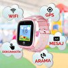 WIKY WATCH 3 PLUS PEMBE AKILLI ÇOCUK TELEFONU ( OUTLET )