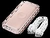 Samsung Pembe Kablosuz Hızlı Şarj Aleti - EB-U1200CPEGWW