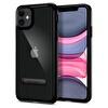 Spigen Ultra Hybrid S Designed For Apple iPhone 11 2019 Jet Black Kılıf