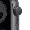 Apple Watch Nike Seri 6 44mm Space Gray Alüminyum Kasa ve Antrasit Spor Kordon MG173TU/A