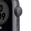 Apple Watch Nike SE 44mm Space Gray Alüminyum Kasa ve Antrasit Spor Kordon MYYK2TU/A