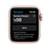 Apple Watch Seri 6 40mm Gold Alüminyum Kasa ve Kum Pembesi Spor Kordon MG123TU/A