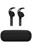 Defunc True Plus Gerçek Kablosuz Kulak İçi Kulaklık Bluetooth 5.0 Çift Mikrofon Siyah