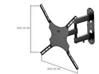 Sonorous Surefıx 440 Hareketli 2 Kollu Plazma/Lcd Tv Askı Aparatı