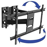 Tec Maxıma XL-S 32-65 inç Slim Hareketli Çift Kollu TV Askı Aparatı