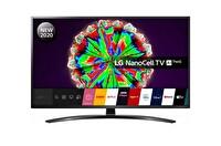 """LG 65NANO796 65"""" 165 Ekran UHD Nanocell TV"""