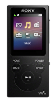 Sony NWE394B.CEW Siyah MP3/MP4 Player