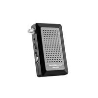 Goldmaster Herkül Micro Full HD Uydu Alıcı + Kulak İçi Kulaklık