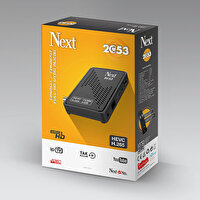 Next 2053 Full HD H.265 Digital Uydu Alıcısı