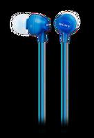Sony Mdrex15Lplı Kulakiçi Kulaklık Mavi