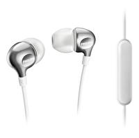 Philips She3705Wt/00 Mikrofonlu Kulakiçi Kulaklık - Beyaz