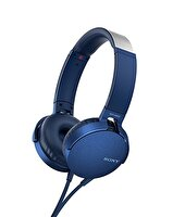 Sony Mdrxb550Apl.Ce7 Extra Bass Kulak Üstü Kulaklık Mavi