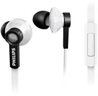 Philips Tx1Wt/00 Yüksek Çözünürlüklü Mikrofonlu Kulak İçi Kulaklık - Beyaz