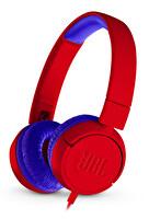 Jbl Jr300 Kulak Üstü Çocuk Kulaklığı - Kırmızı/Mavi