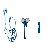Preo My Sound MS19 Mikrofonlu Kablolu Kulak İçi Kulaklık Mavi