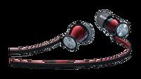 Sennheiser M2 IEG Siyah-Krom Kulak İçi Kulaklık