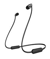 Sony WIC310B.CE7 Kablosuz Siyah Kulak İçi Kulaklık