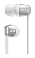 Sony WIC310W.CE7 Kablosuz Kulak İçi Kulaklık - Beyaz Gümüş