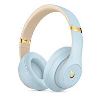 Beats MTU02EE/A Studio3 Kablosuz Bluetooth Kulak Üstü Kulaklık-Skyline Kristal Mavi