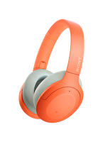 Sony WH-H910N Kablosuz Ses Engelleme Özellikli Turuncu Kulak Üstü Kulaklık