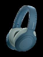 Sony WHH910N Kulak Üstü Mikrofonlu Ses Engelleme Özellikli Kablosuz Kulaklık Mavi