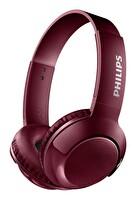 Philips SHB3075RD Kulak Üstü Mikrofonlu Kablosuz Kulaklık Kırmızı