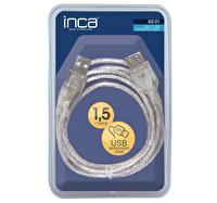 Inca Iuz-01 Usb To Usb Uzatma Kablo 1.5Mt