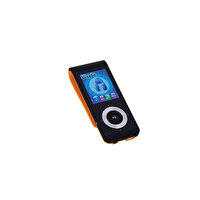 Goldmaster MP3-316 8 GB Bluetooth Hoparlörlü Turuncu Mp3 Player