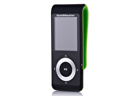 Goldmaster MP3-316 8 GB Bluetooth Hoparlörlü Yeşil MP3 Player