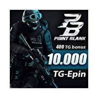 Point Blank 10.000 TG Epin