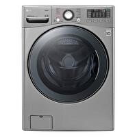 LG F2K2CHK2T 17 Kg Yıkama 10 Kg Kurutma Gri Kurutmalı Çamaşır Makinesi