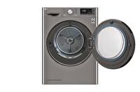 LG RC90U2EV2W.ASSPLTK 9kg A+++(-%10) Kurutma Makinesi Inox