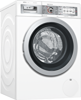 Bosch WAY288H0TR Home Connect I-Dos  9Kg 1400 Devir A+++ -30% Enerji Sınıfı Beyaz Çamaşır Makinesi