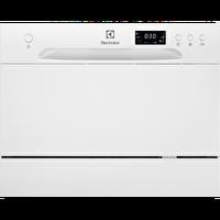 Electrolux ESF 2400 OW A+ 6 Programlı Beyaz Tezgahüstü Bulaşık Makinesi