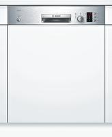 Bosch SMI25DS00T 5 PRG  A+Enerji Sınıfı 52 dB Paslanmaz Çelik12 Lt 12 Kişilik Yarı Ankastre Bulaşık Makinesi