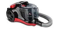 Fakir Ranger Elektronik 4AAAA Toz Torbasız Elektrikli Süpürge (Siyah)