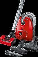 Bosch BGLS4PET2 Hepa H13 Filtre Proanimal Kırmızı Toz Torbalı Süpürge
