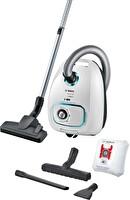 Bosch BGBS4HYG1 Typeg All Prohygienic Beyaz Toz Torbalı Süpürge