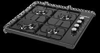Luxell LX-420 F Gazlı Set Üstü Siyah Ocak