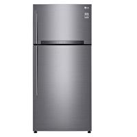 LG GN-H702HLHU A++ 546 Lt Gri Çift Kapılı No Frost Buzdolabı