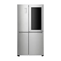 LG GC-Q247CSBV 687 Lt  A+ Transparan Gardırop Instaview Buzdolabı