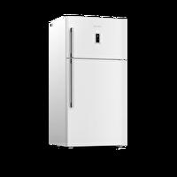 Grundig GRND6100 A++ 610 Lt Beyaz Çift Kapılı No Frost Buzdolabı