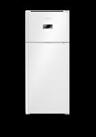 Grundig GRND 5110 A++ 505 Lt Beyaz Çift Kapılı No Frost Buzdolabı