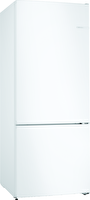 Bosch KGN76VWF0N 578 Lt A++ Enerji Sınıfı ALttan Donduruculu XL Beyaz Soğutucu Buzdolabı