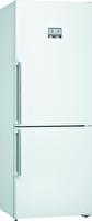 Bosch KGN76AWF0N A++ 578 Lt Beyaz Kombi Tipi No Frost Buzdolabı