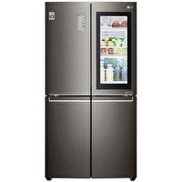 LG GR-Q31FMKHL.ASBPLTK A+ Transparan Gardırop İnstaview Buzdolabı