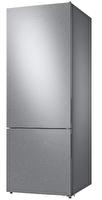 Samsung RB44TS134SA Twin Cooling Alttan Donduruculu 490 L Gümüş Buzdolabı